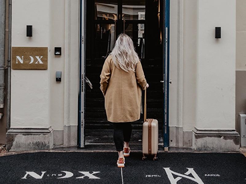 The nox hotel utrecht - kamer detail foto