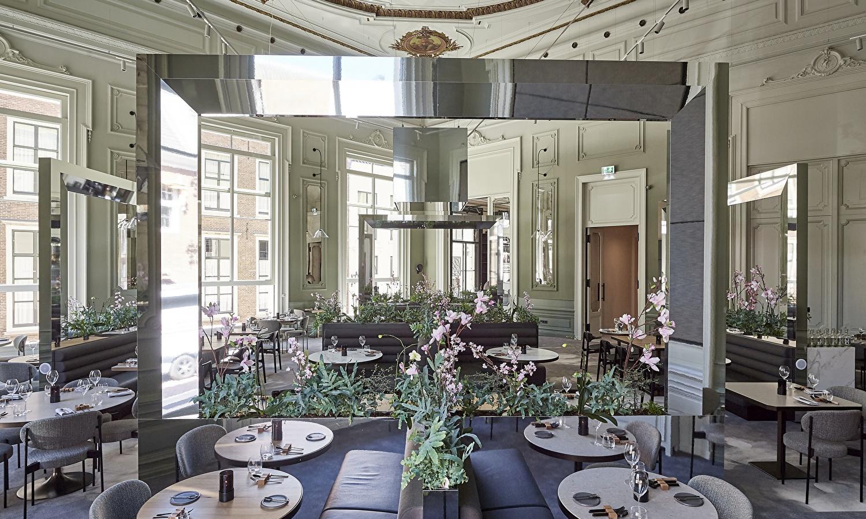 Restaurant hemel en aarde